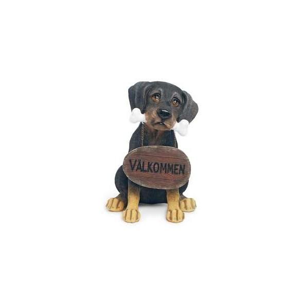 Welcome dog 40cm
