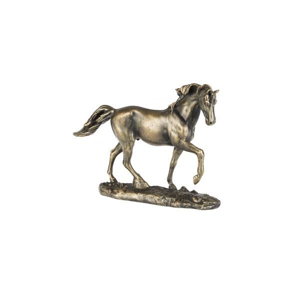 Häst 22x17cm