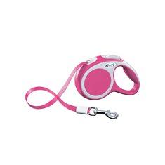 Koppel Flexi Vario XS tape 3m rosa