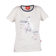T-shirt Diva  Ecru