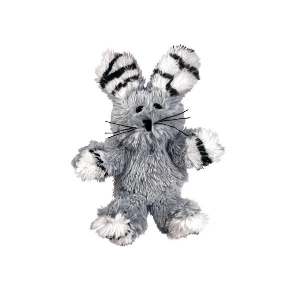 Kattleksak Fuzzy Bunny 18cm