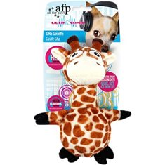 Hundleksak Ultrasonic Giraffe