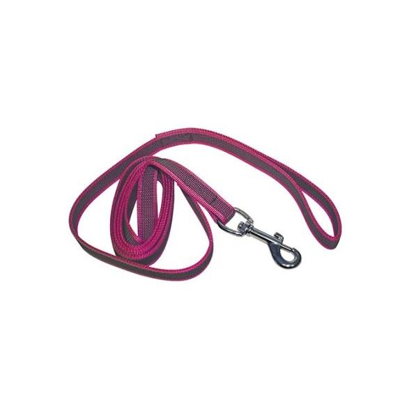 Koppel antiglid rosa 190cm