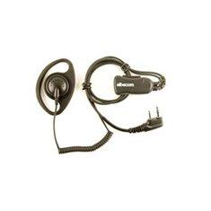 Mini Headset vinklad 2,5+3,5mm