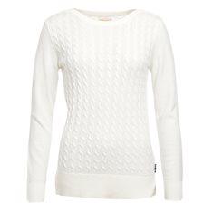 Tröja Prudhoe knit  White