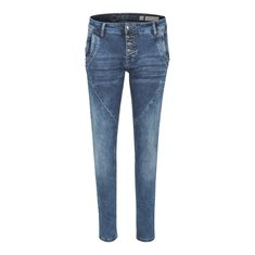 Byxa Bailey Jeans  Rich Blue Denim