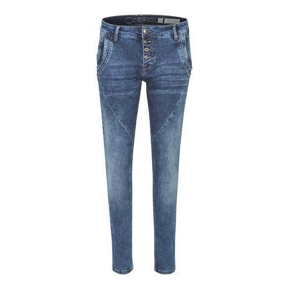 Byxa Bailey Jeans  Rich Blue Denim