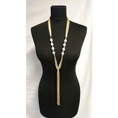 Halsband långt