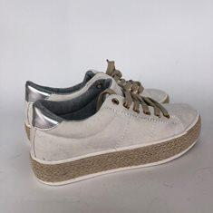Sko Sneaker Offwhite