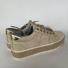 Sko Sneaker Kaki
