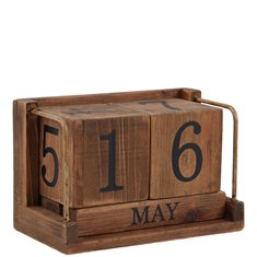 Kalender Wood