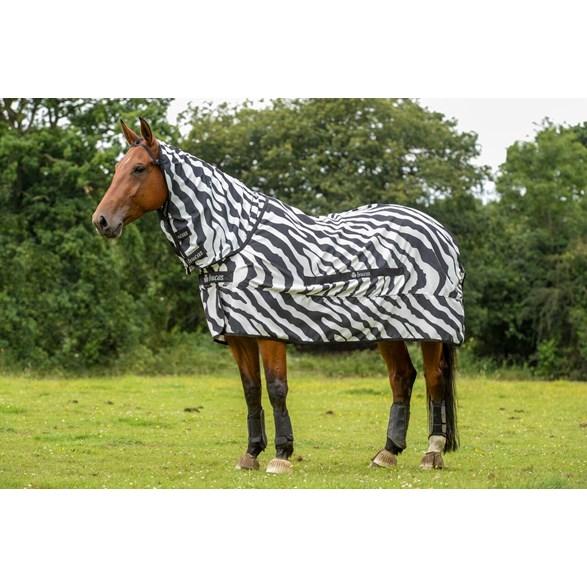 Eksemtäcke Sweet-itch Zebra