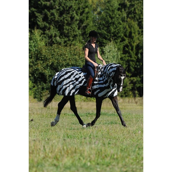 Insektstäcke Buzz-off riding  zebra