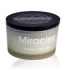 Doftljus Miracles Rose