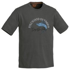T-shirt Fish  Antracit
