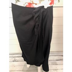 Kjol Zoley Wrap  Black