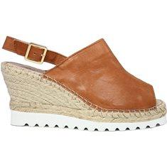Sandal Espandrillo m kilklack  Cuero