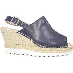 Sandal Espandrillo m kilklack  Navy
