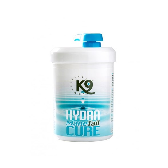 Inpackning K9 Hydra The cure Main & Tail 500ml