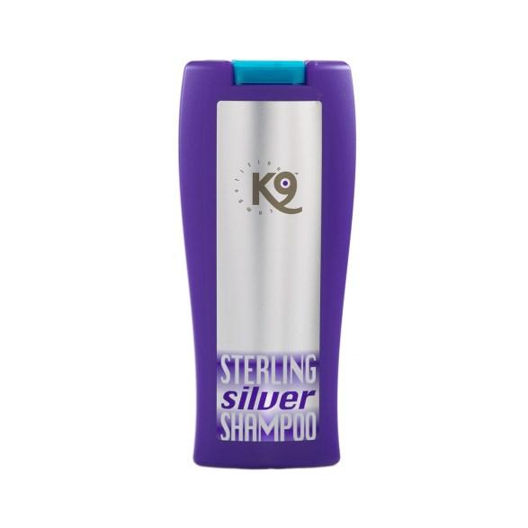 Schampo K9 Sterling silver 300ml