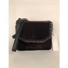 Väska Kedjedekoration svart