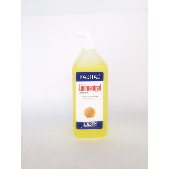 Linimentgel Radital 600 ml