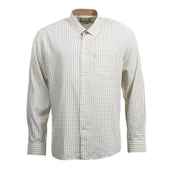 Skjorta Charlton wool Neutral
