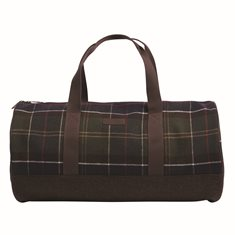 Väska Hardwick Holdall Classic tartan
