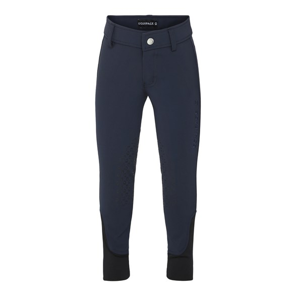 Ridbyxa Amal JR knee  Navy