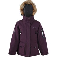 Jacka Dam Parka Softsh.  Purple