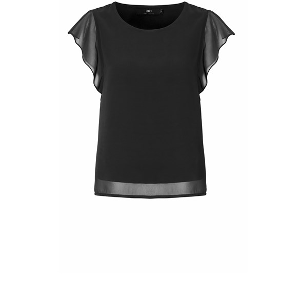 Top Eden  Black