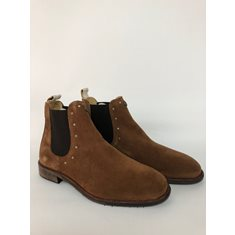 Jodphurs Mollyhood low suede Brown