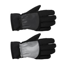 Handske Reflective Black
