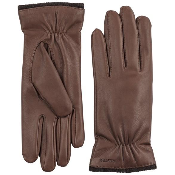 Handske Charlotte Choklad