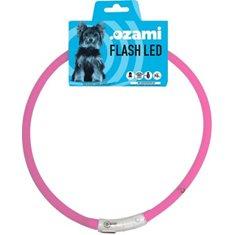 Halsband Flash Led rosa 70cm