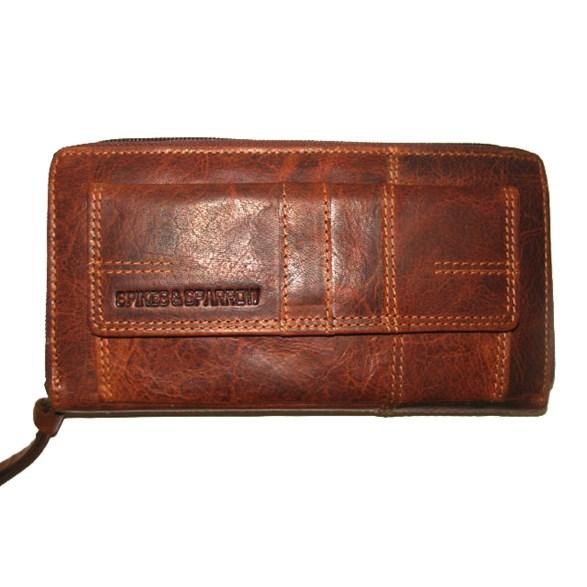 Plånbok Spikes OO Brown