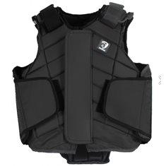 Säkerhetsväst Flexplus Jr S black