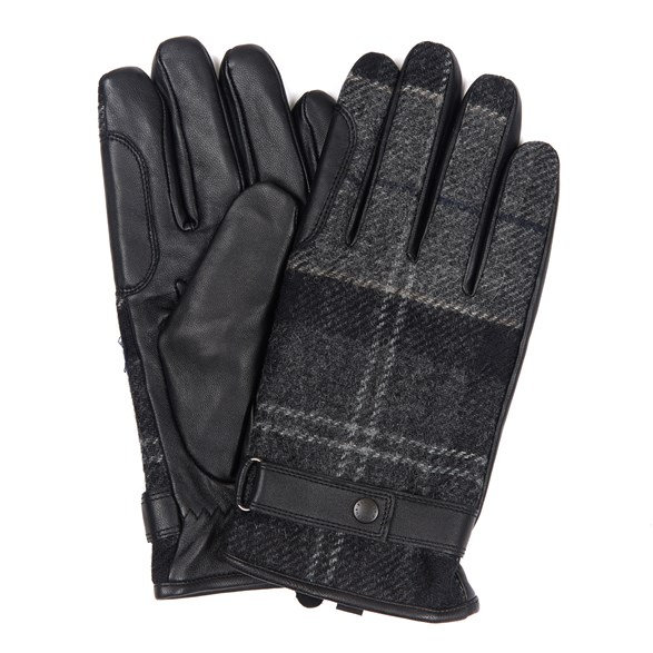 Handske Newbrough Black/Grey