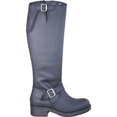 High Boot Johnny Bulls Blk/silv