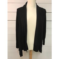 Cardigan Claudisse Square Black