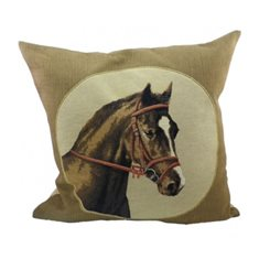 Kudde Häst m bläs