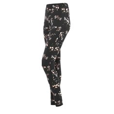 Leggings Amorie Black rose