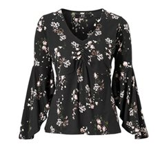 Top Amorie Black rose