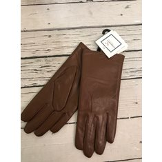 Handske Biella Lt brown