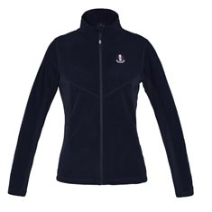 Jacka Paige Fleece Navy