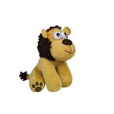 Hundleksak Moppy  lejon 18cm gul