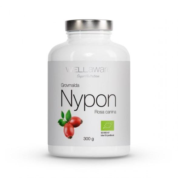 Nyponpulver Wellawere 300 gr