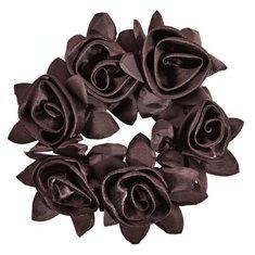 Hårsnodd rose brown