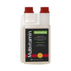 WorkingDog Multivitamin 500mll