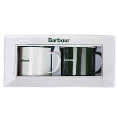 Mugg Barbour 2-p White/green